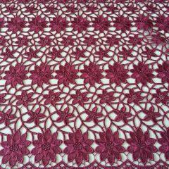 Broderie macrame roz-zmeuriu