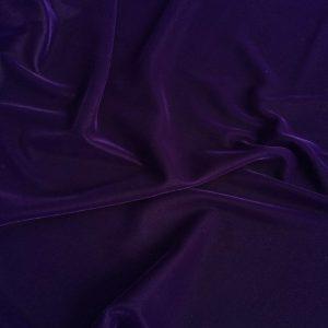 Catifea de matase violet-indigo