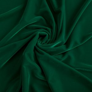 Catifea de matase verde