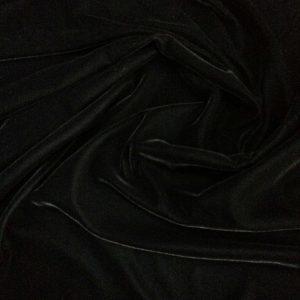 Catifea de matase neagra