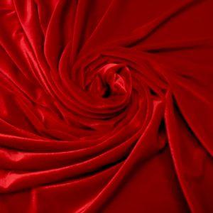 Catifea elastica rosu-deschis