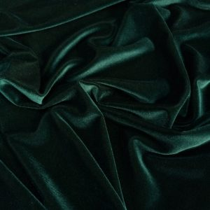 Catifea elastica verde marin