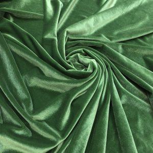 Catifea elastica verde deschis
