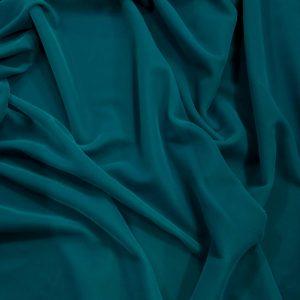 Catifea de matase turquoise