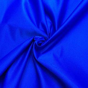 Tafta 2 fete albastru electric