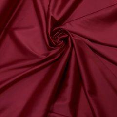 Satin gros elastic rosu-visiniu