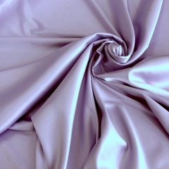 Satin gros elastic lila-pastel