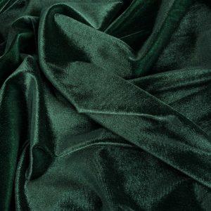 Catifea elastica verde-inchis