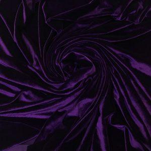 Catifea elastica mov inchis