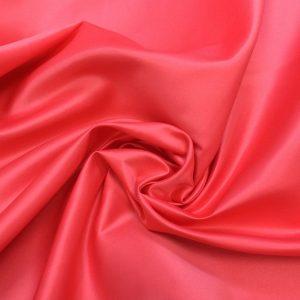 Tafta Duchesse coral-rose