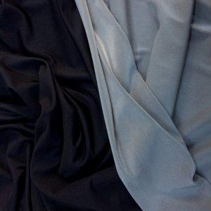 Lycra subtire 2 fete gri-negru