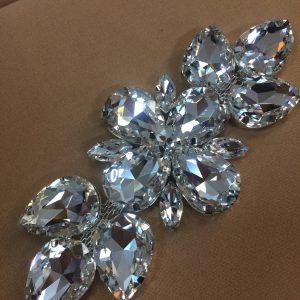 Accesoriu argintiu
