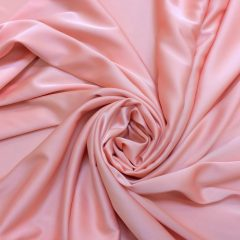 Imitatie satin de matase roz-piersiciu
