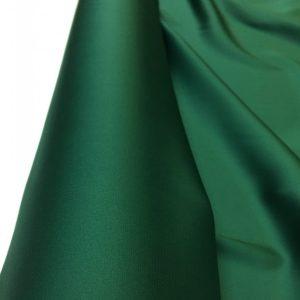 Imitatie satin de matase verde-inchis