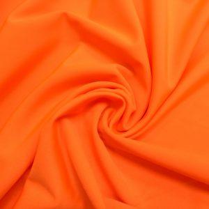 Lycra orange neon