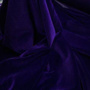 Catifea densa de matase violet