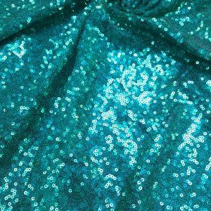 Paiete verde-turquoise