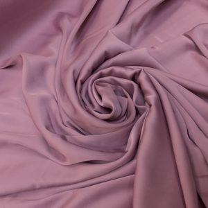Imitatie satin de matase roz-lila prafuit