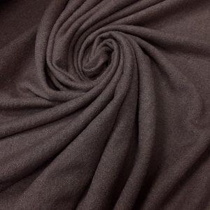 Stofa boucle beige-ciocolatiu