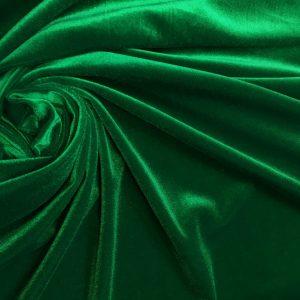 Catifea elastica verde