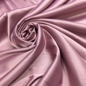 Satin gros elastic roz-prafuit