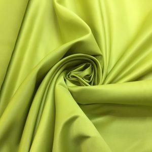 Tafta Duchesse verde lime