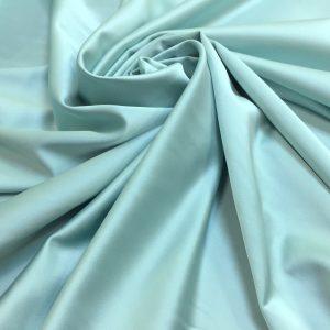 Tafta elastica verde-jad prafuit pastel