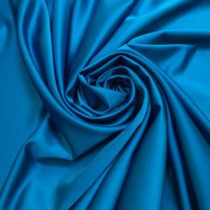 Tafta elastica albastru-marin deschis