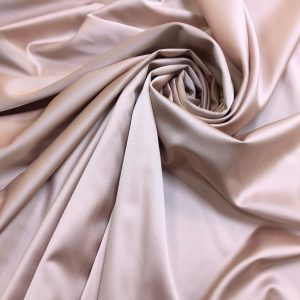 Tafta elastica roz-piersiciu pastel