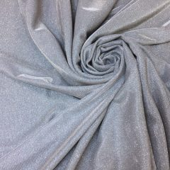Lurex argintiu-rose