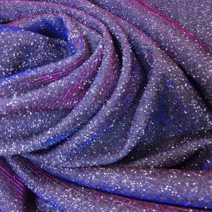 Lurex lila cu sclipici