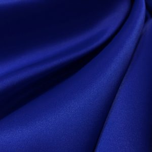 Tafta elastica Linda albastru royal