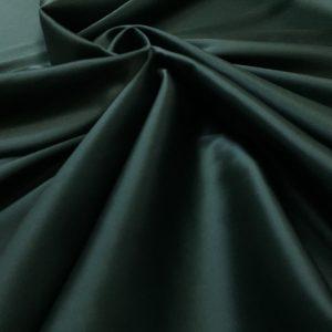 Tafta elastica Linda verde-negru