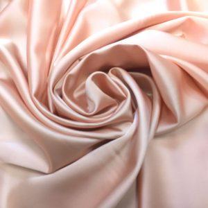 Tafta elastica Scarlet piersiciu pastel