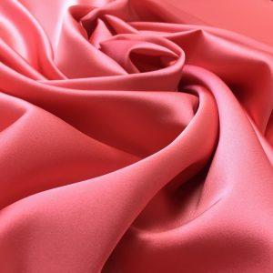 Tafta elastica Scarlet Living Coral