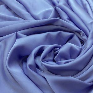 Imitatie satin de matase bleu-lila