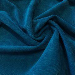Velura albastru-turquoise