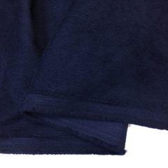 Velura bleumarin indigo