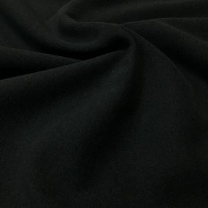 Stofa groasa neagra