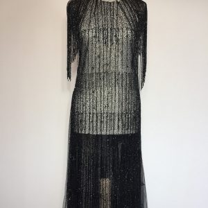 Set panouri tip rochie negru