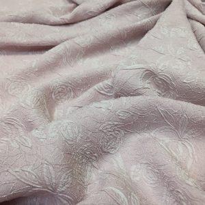 Jacquard roz-lila pastel