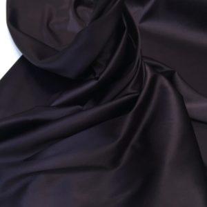 Tafta elastica Linda mov-negru