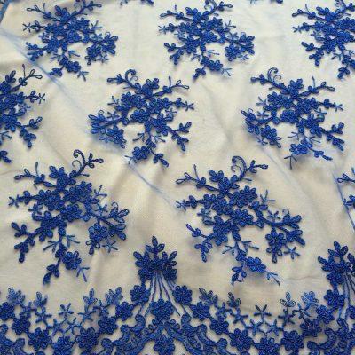 Broderie albastra