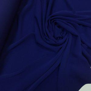 Barbie crep albastru-royal inchis