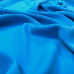 Barbie crep albastru-turcoaz
