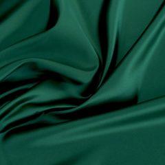 Tafta Duchesse verde-inchis