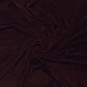 Catifea fina maro-ciocolatiu
