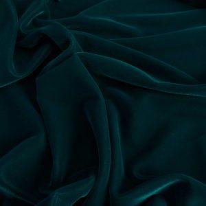 Catifea fina verde-turcoaz inchis