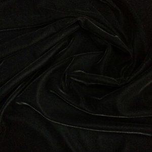 Catifea fina neagra