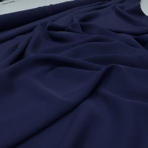 Crep albastru-inchis